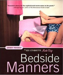 Bedside Manners by Josey Vogels